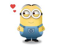 Loving Minion Interaction