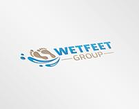 WETFEET Group - Logo Design
