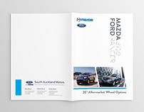 Ford & Mazda Brochure