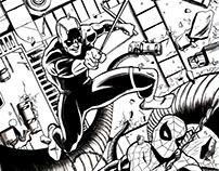Daredevil & SpiderMan