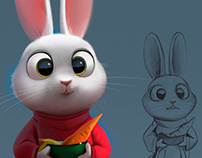 Character Rabbit