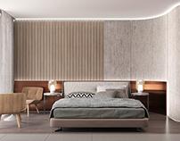 Hotel Room / Corona Render