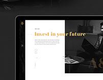 Allen & Jain Website
