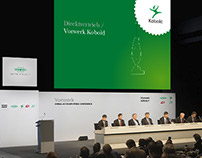 Vorwerk Annual Account Press Conference