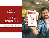 Easy Ride Sharing App
