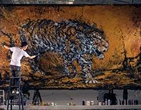 Roaring Tiger -《醉虎图》