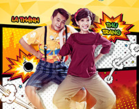 YEU LA PHAI XAI CHIEU [OFFICIAL MOVIE POSTER]