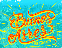 Buenos Aires Lettering