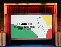 Muestra Internacional de Cine FRONTEiRAS