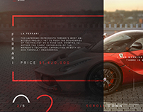 cars concept desing