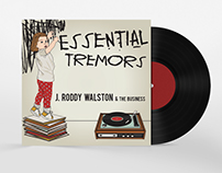 Essential Tremors Album Cover
