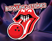 The Bowling Stones CorporateTeam Building Logo