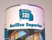 Pinturas SDO, Acrilica Superior