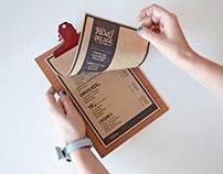 Byblos, diseño de artículos para cafetería