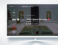 IPTV Redesign