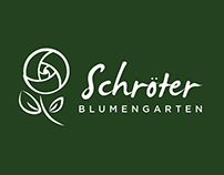Blumengarten Schröter | Corporate Design