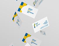 """Логотип для Шведской компании перевозок """"Nacka Flytt"""""""