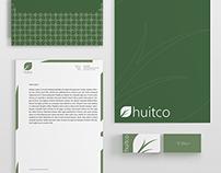 Huitco: visual identity
