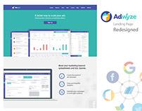 AdWyze Landing Page