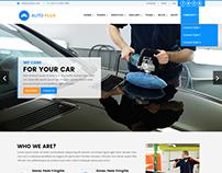Auto Plus – Car Wash and Car Repair Template