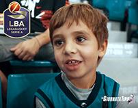 Legabasket / La Giornata Tipo: Ti piace il Basket?