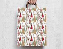 Sifcon International / Christmas Surface Pattern