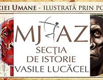 Exhibit-The Evolution of the Human Species - Zalău