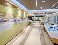 Abu Dhabi Terminals visitor experience center