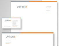 BRANDING, ADVERTISING & PRODUCT SALE SHEETS: Lantronix