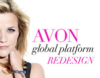 Avon.com Global Platform Redesign Pitch