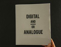 Digital and/or Analogue