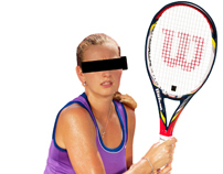 Wilson Tennis : Paparazzi