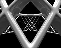 Open Structure ~ 3D CGI