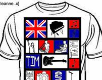 Keane Tshirt Design Contest