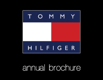 TOMMY HILFIGER-ANNUAL BROCHURE