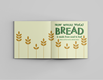 Children's Book | How Whole Wheat Bread is Made