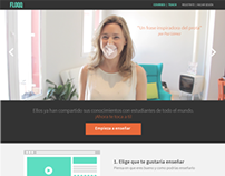 Floqq | Website & Identity