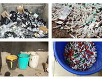 BIOMEDICAL WASTE MANAGEMENT SYSTEM - A revenue source