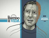 El Partido de mi vida (TV show 2011) Intro compilation