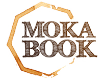 MokaBook Coffee Shop Logo