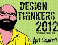 Design Thinkers 2012: Art Chantry (Poster)