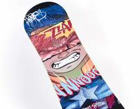 2012/13 Snowboard Design