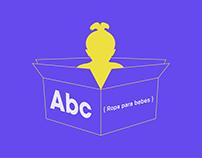 Abc · Ropa para bebés