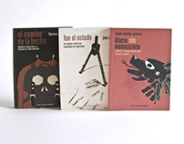 Pepitas de Calabaza book covers II
