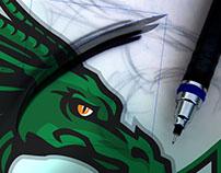Sports logo: Update design (Skillshare Class)