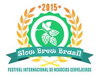 Reformulação logotipo - Slow Brew Brasil