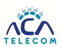 Aca Telecom Corporate Identity