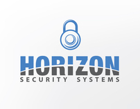 Horizon Security Visual Identity