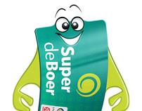Super de Boer Character