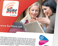 POS: Surfhere–Wifi Access Program from Toshiba
